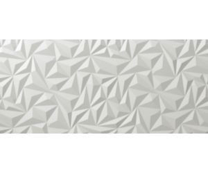 Decoruri faianta Decor Atlas Concorde 3D WALL DESIGN 3D Angle white mat 40x80 cm