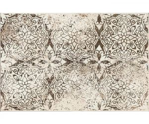 Faianta Faianta NEUTRAL DECORO Lace white/pearl/smoke 25x38 cm