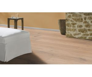Parchet triplustratificat Bright Collection Oak Light Beige 1 lamela