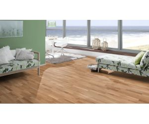Parchet triplustratificat Bright Collection Oak trei lamele