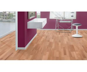 Parchet triplustratificat ter Hurne Sensual Collection Beech trei lamele