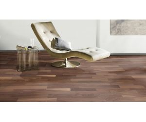 Parchet triplustratificat ter Hurne Straight Collection Walnut 3 lamele