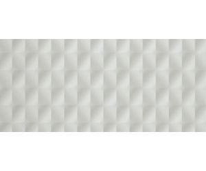 Decor/ FAIANTA  Atlas Concorde 3D WALL DESIGN 3D Mesh white mat 40x80 cm